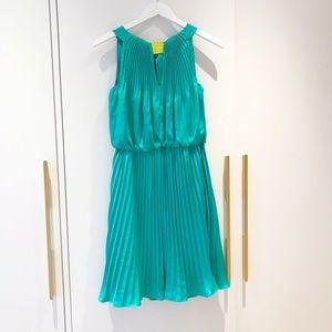 Vince Camuto Viridian Green Dress